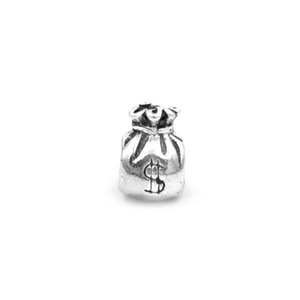 Berloque Charm Pandora Inspired Saco de Dinheiro