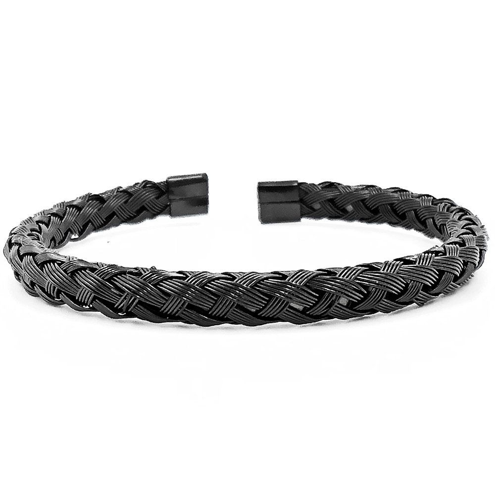 Bracelete Titan Bangle Black