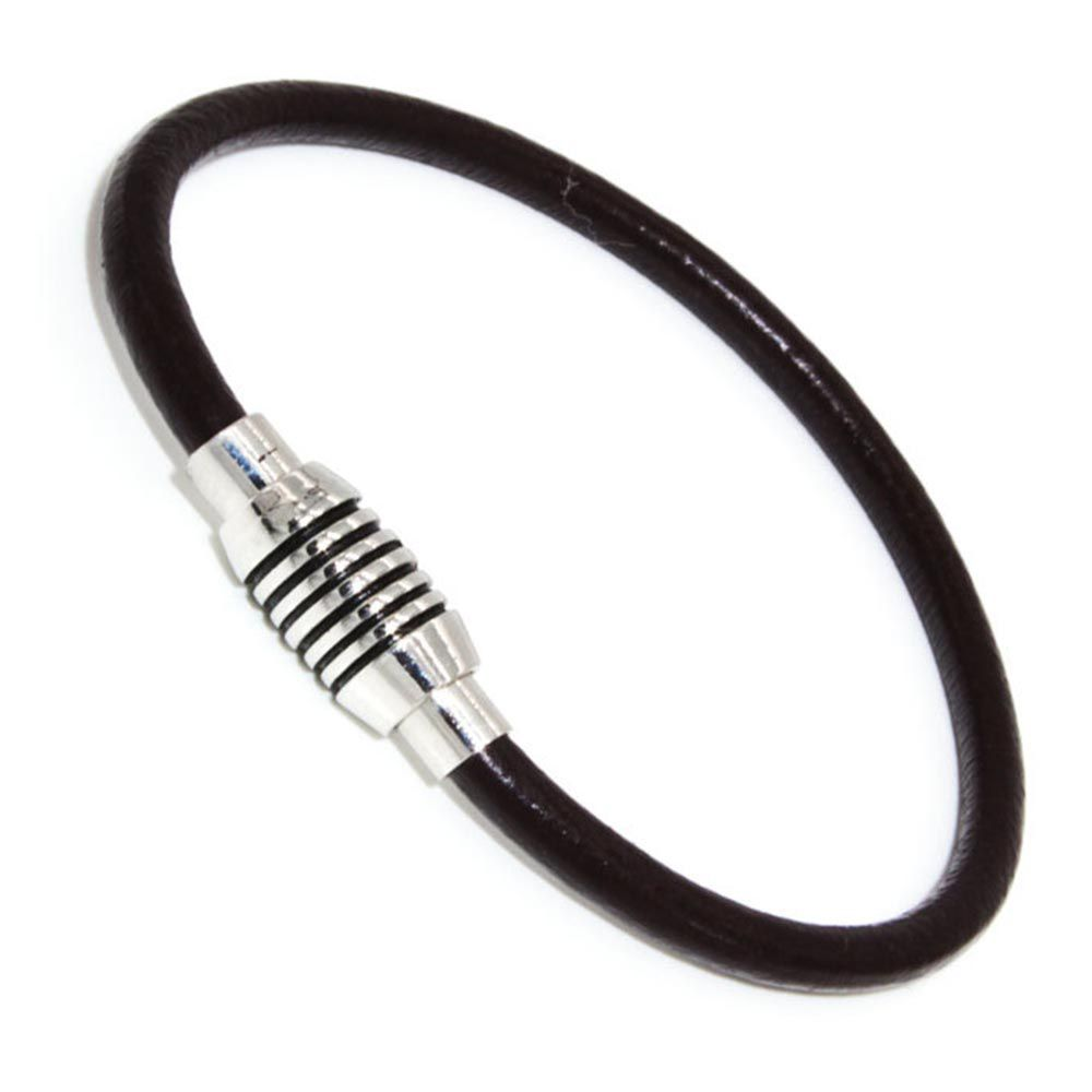 Cable Brown Bracelet