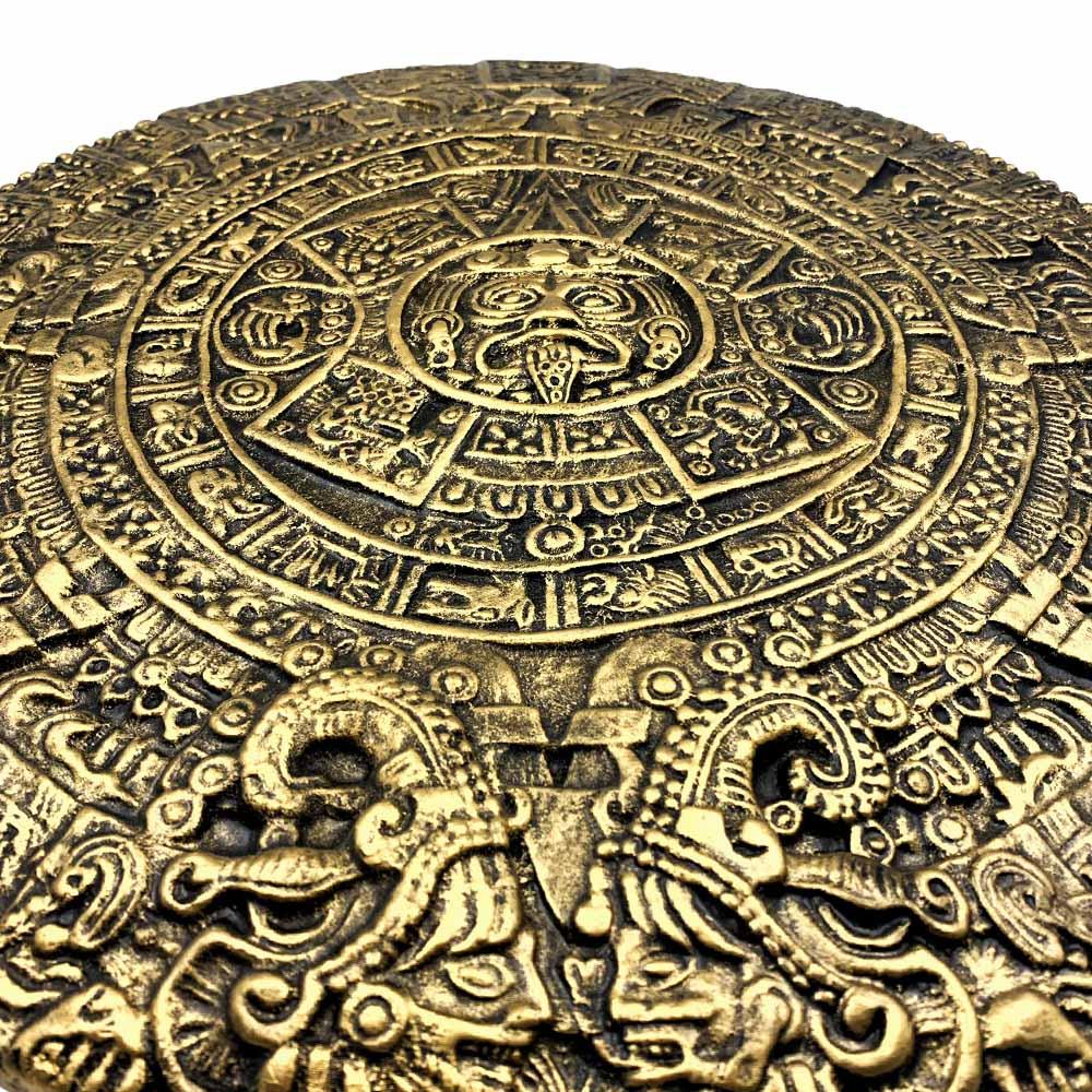 Calendário Asteca Decorativo
