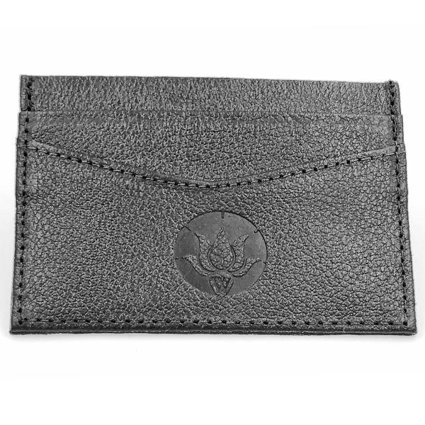 Carteira Porta Cartão Masculino W.Buscatti Black Edition