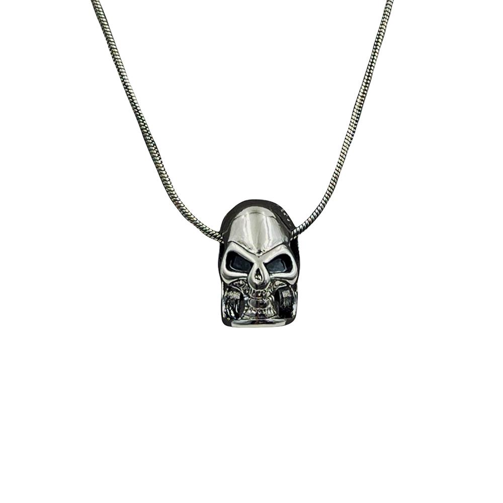Colar Masculino Skull