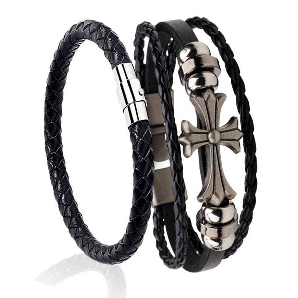 Combo Masculino Ebony Cross