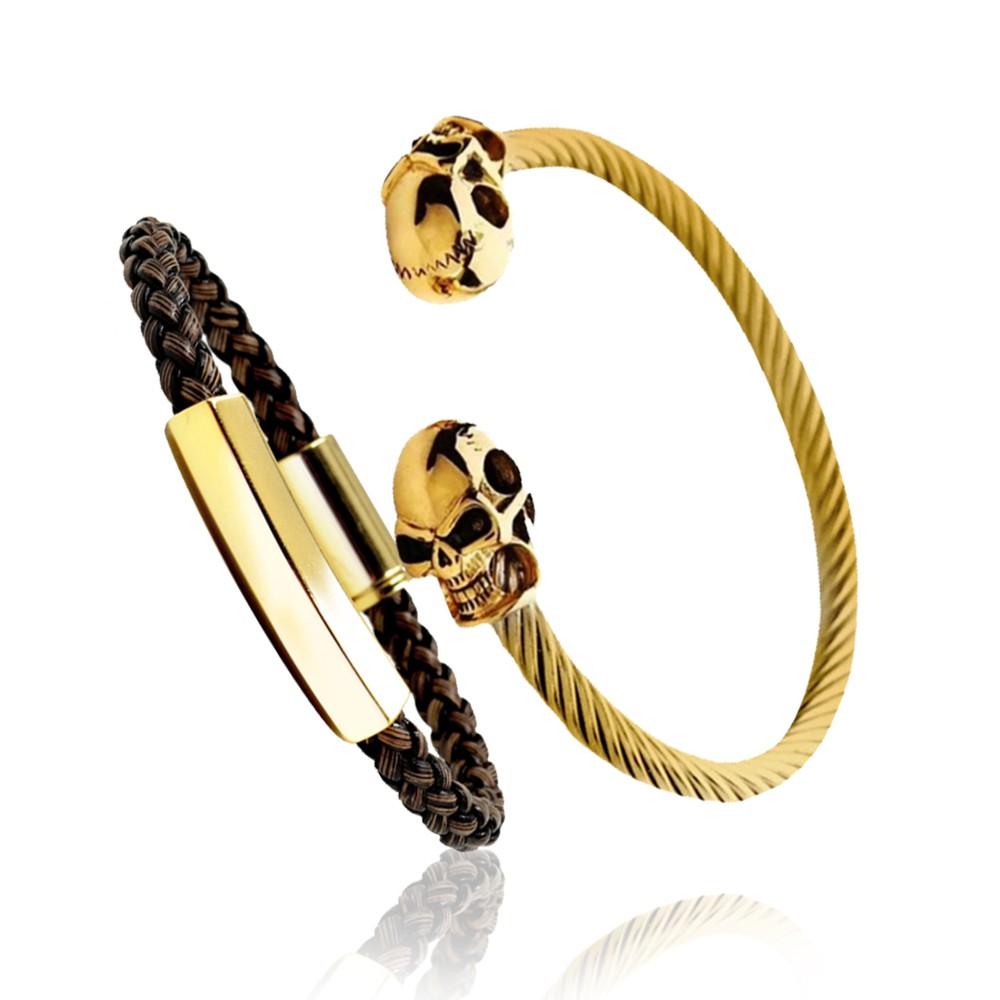 Combo Masculino New Luxury Gold