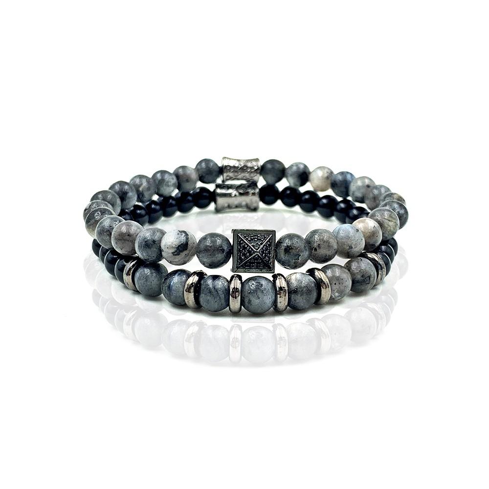 Combo Pedras Double Grey