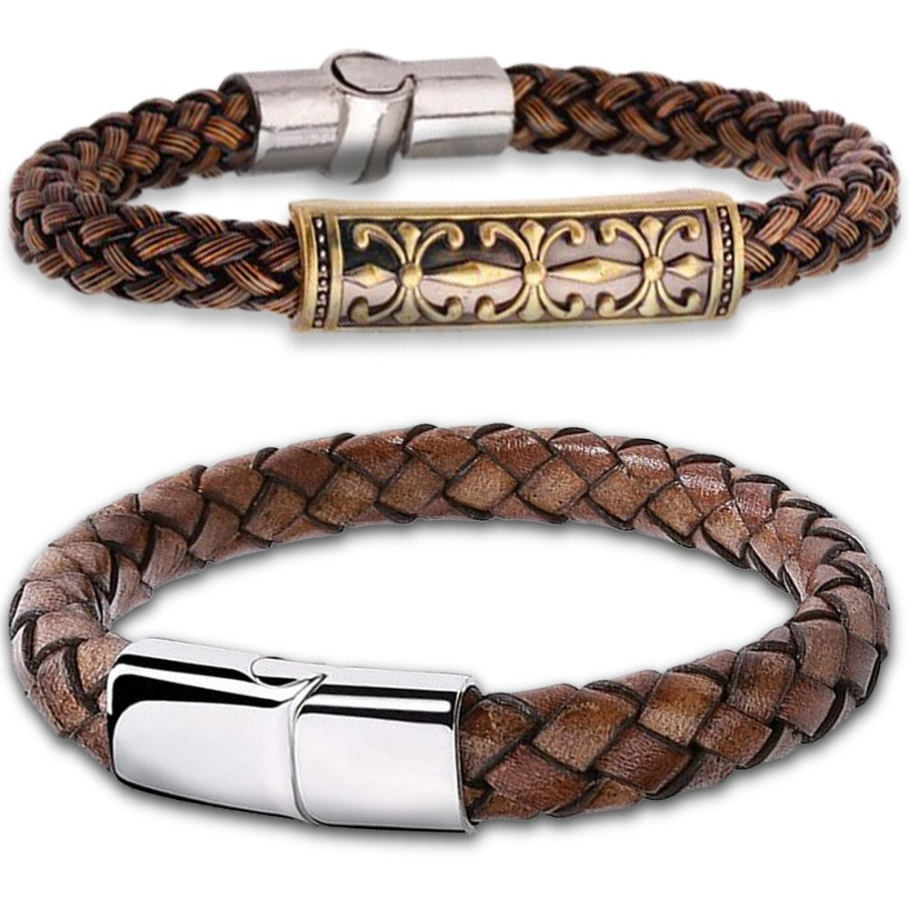 Combo Pulseira Exotic Luxury