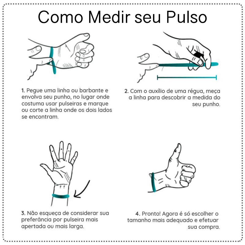 Combo Pulseiras Silver Riviere Wristgame