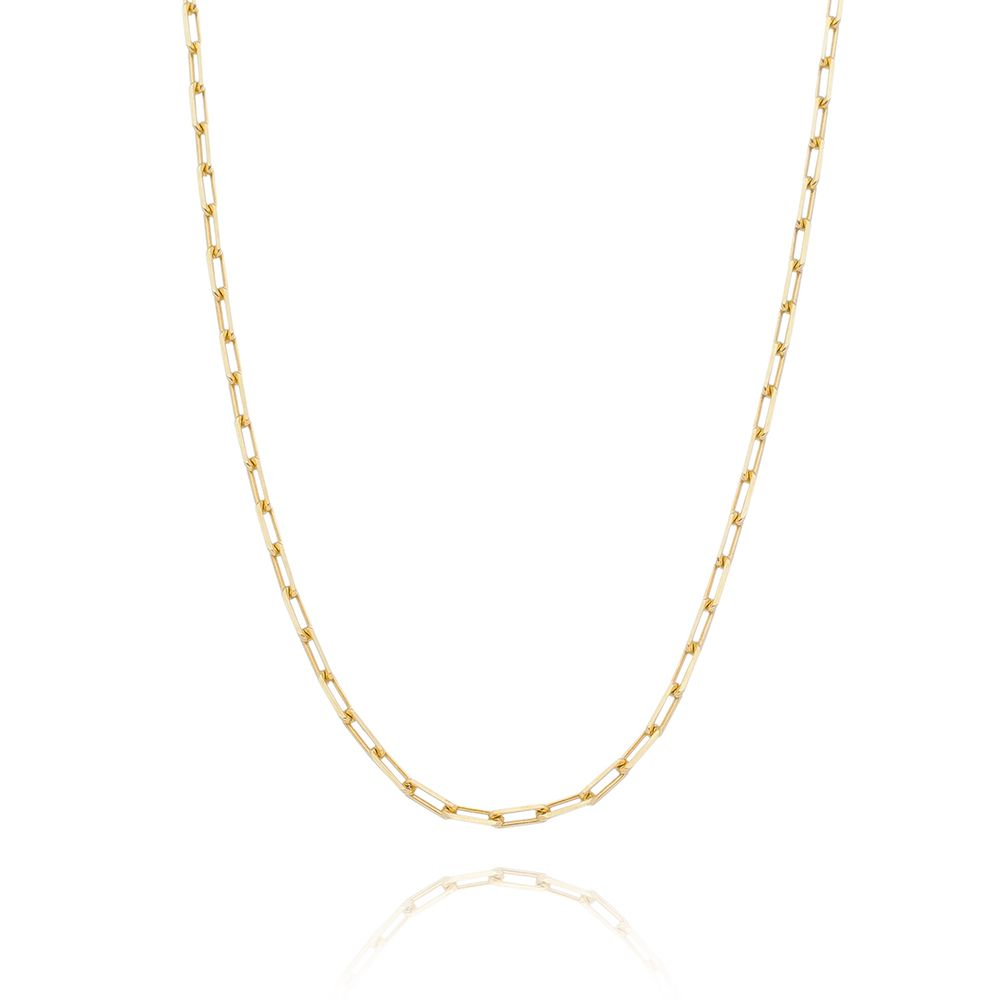 Corrente Cartier Ouro 18K