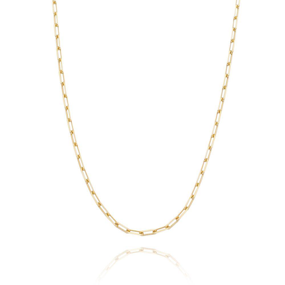 Corrente Small Cartier Ouro 18K