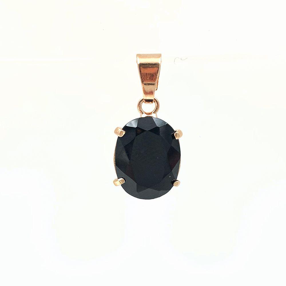 Pingente Nano Onix Oval P