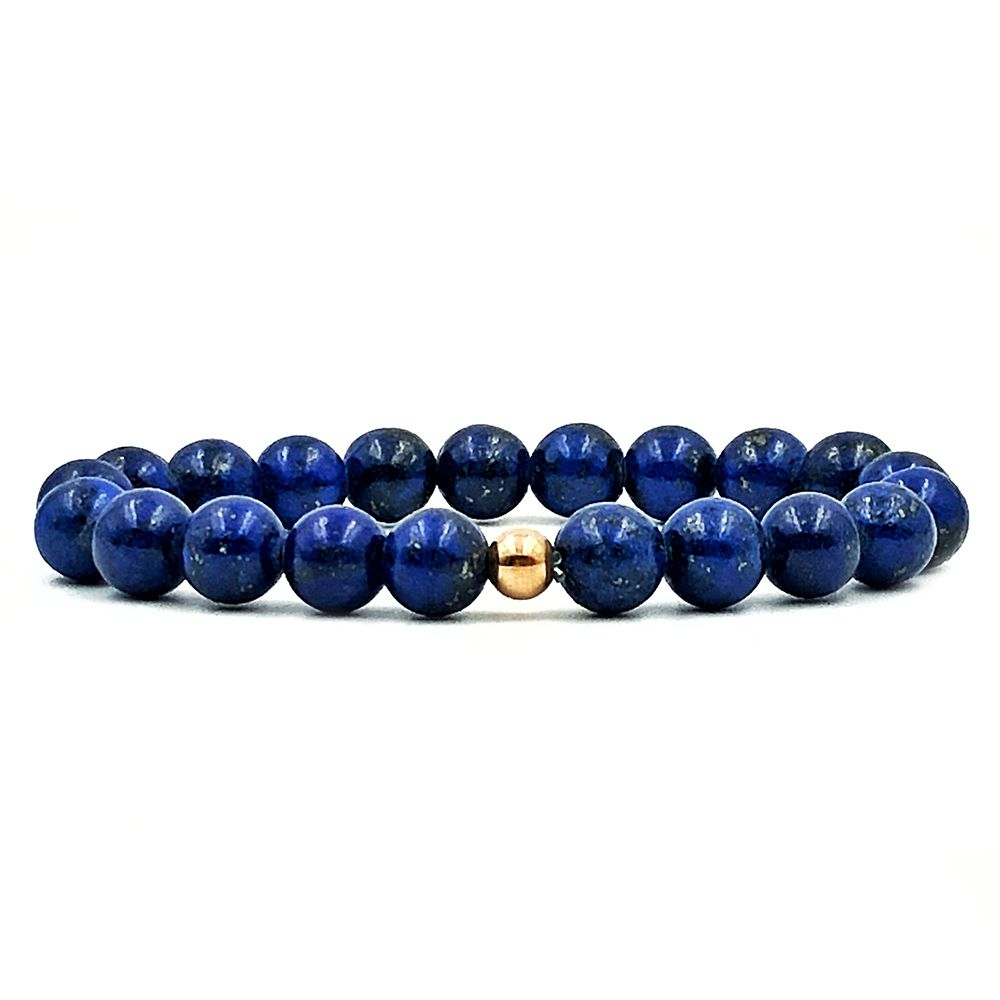 Pulseira Blue Imperial Jasper Stone