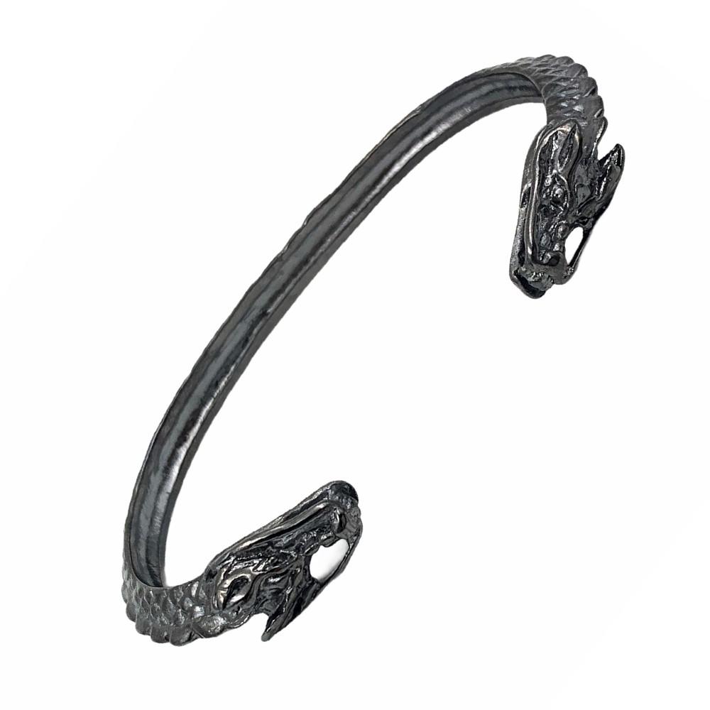 Pulseira Bracelete Dragão Black