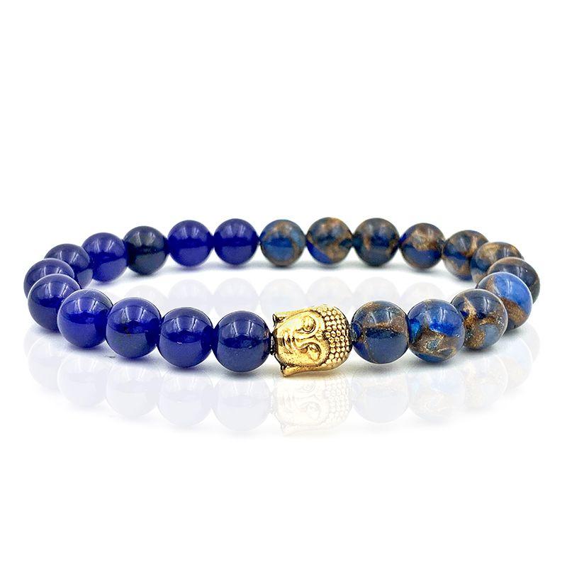 Pulseira Buddha All Blue