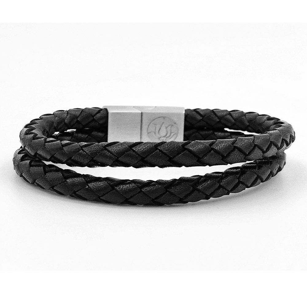 Pulseira Masculina Double Simple Dreams