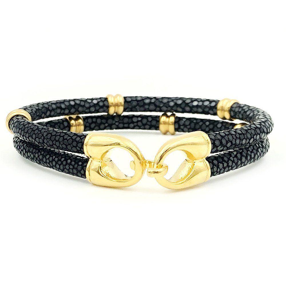 Pulseira Double Sting Gold