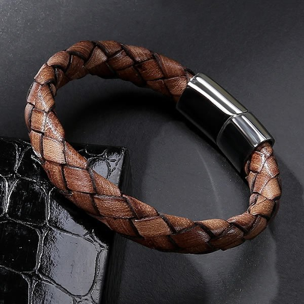 Pulseira Masculina Exotic Brown