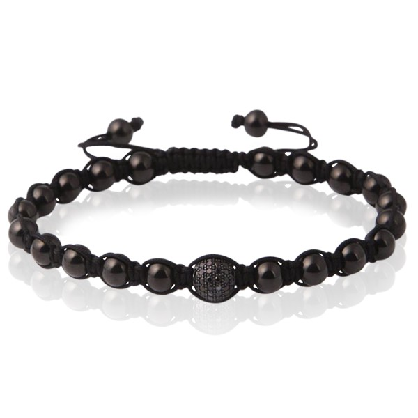 Pulseira Masculina Luxury Black