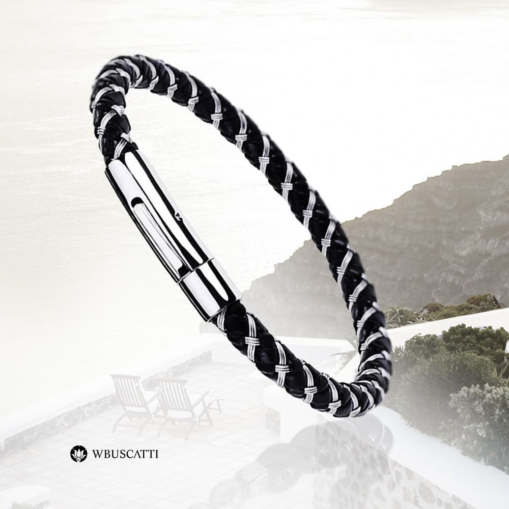 Pulseira Masculina Urban Spirit Braid