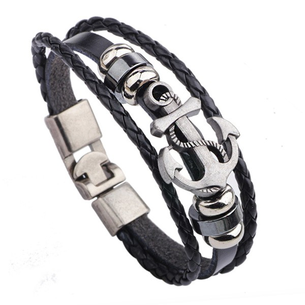 Pulseira Masculina Way Anchor