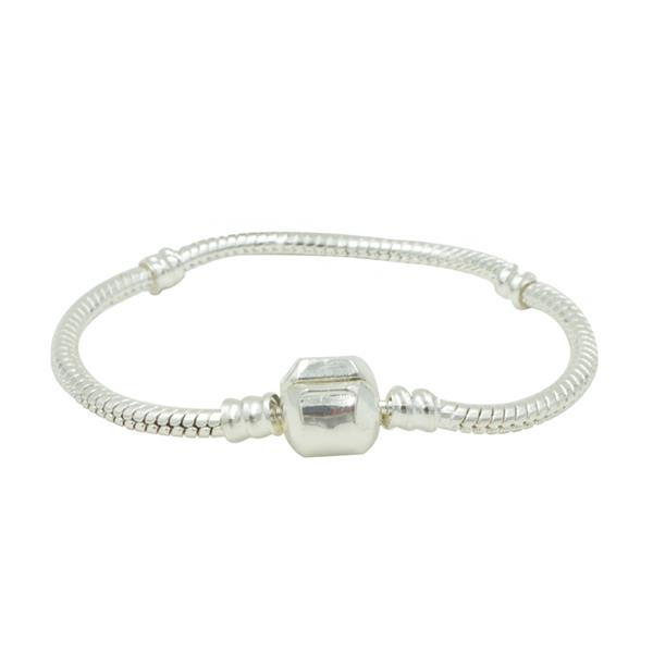 Pulseira Pandora inspired Silver