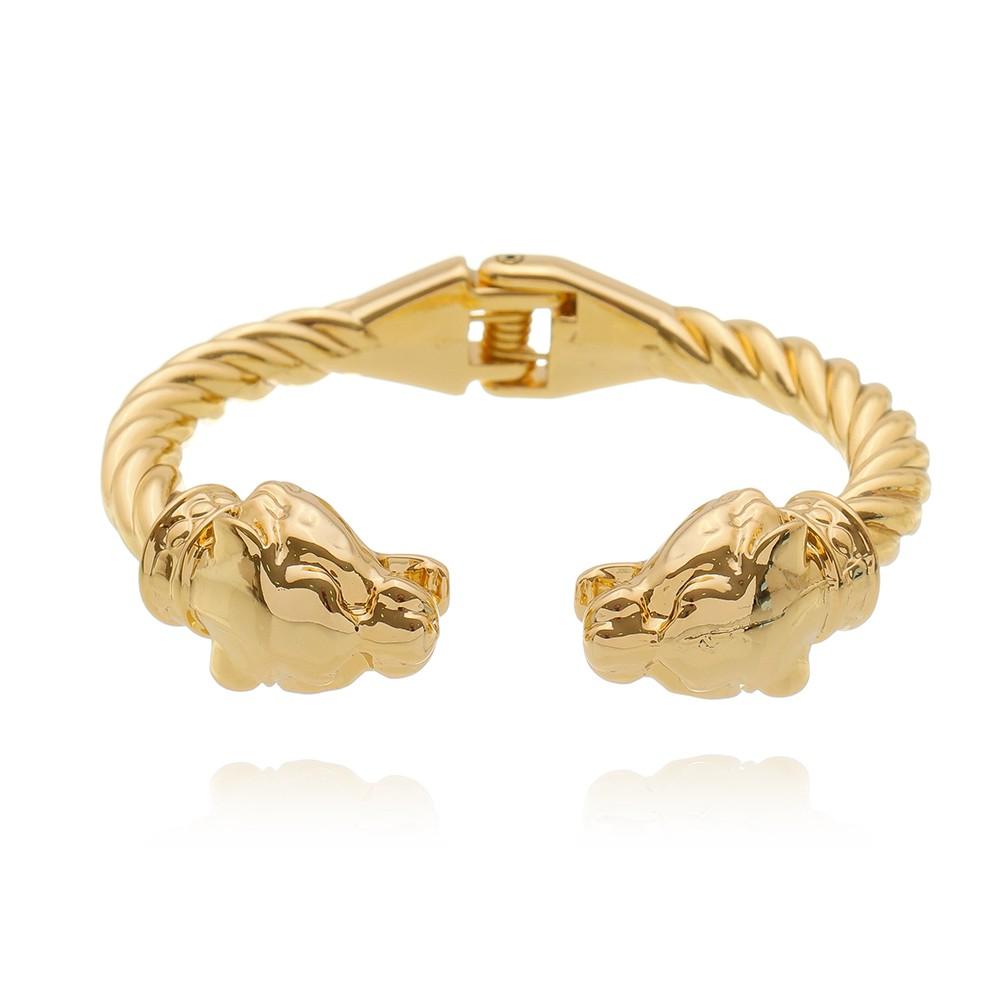 Pulseira Pantera Luxo Gold