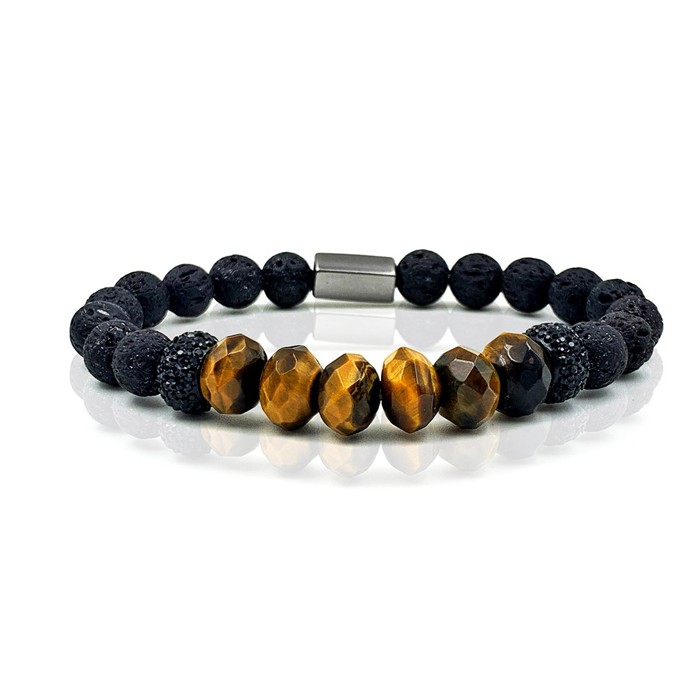 Pulseira Pedra Exclusive Tiger