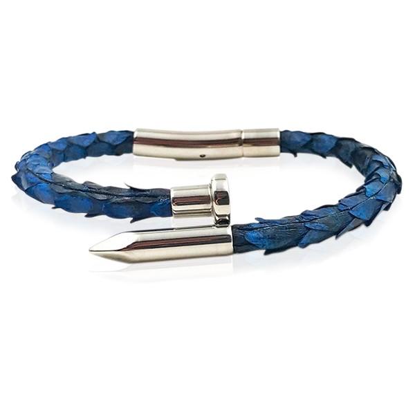 Pulseira Masculina Python Blue