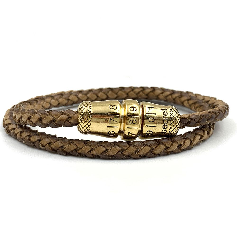 Pulseira Summer Secret Brown