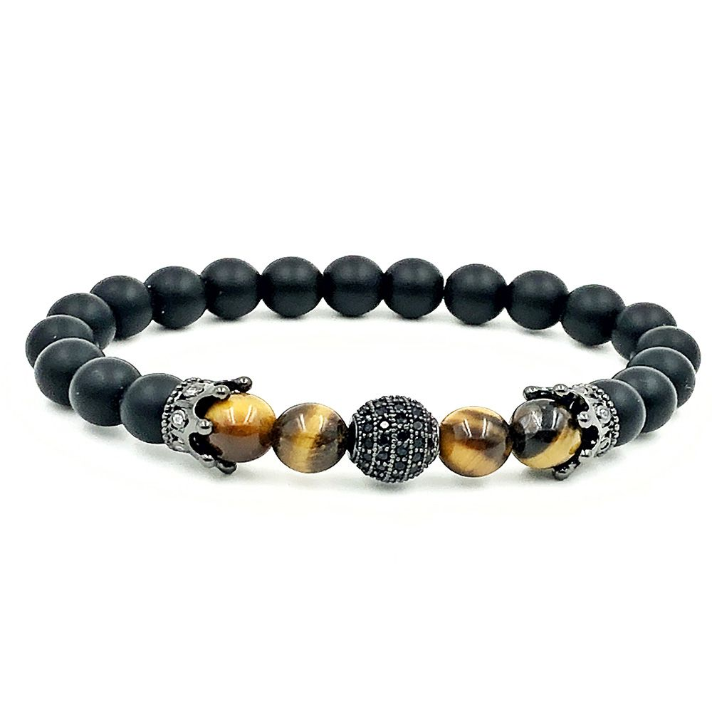 Pulseira Tiger Crown
