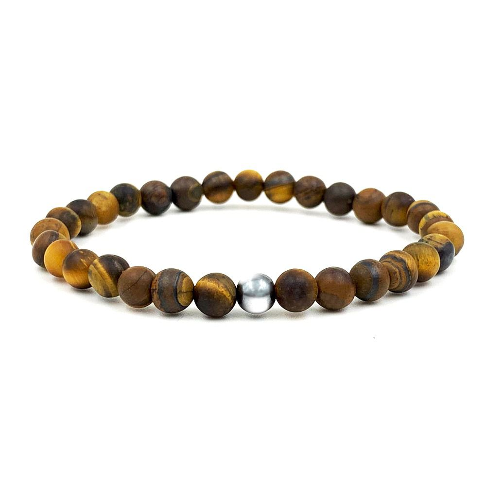 Pulseira Mini Tiger Eye Fosca