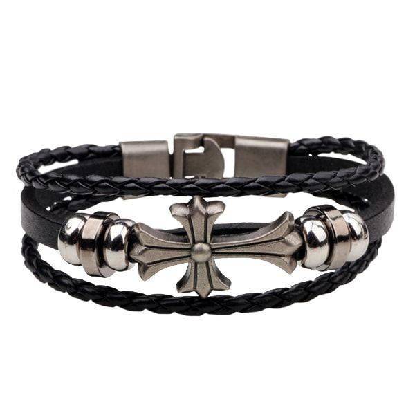 Pulseira Masculina Way Cross