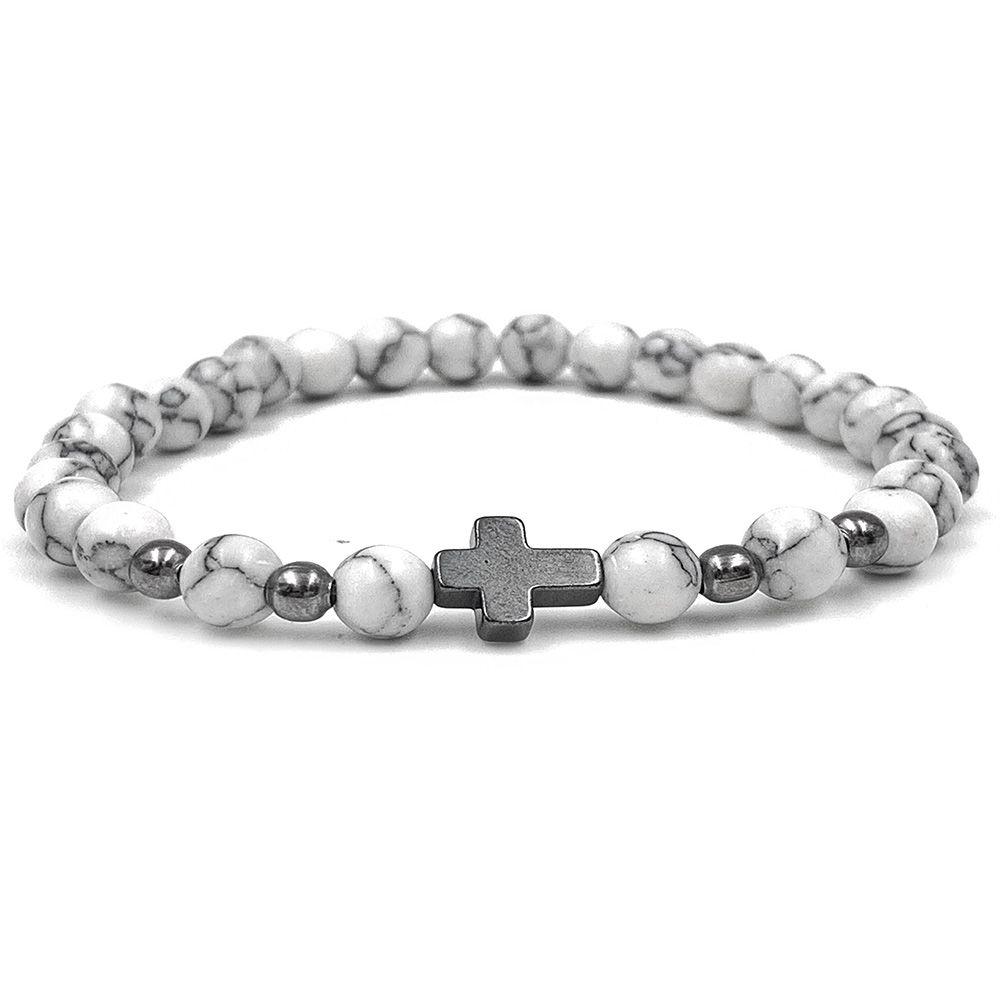 The Ice Comet Bracelet - White