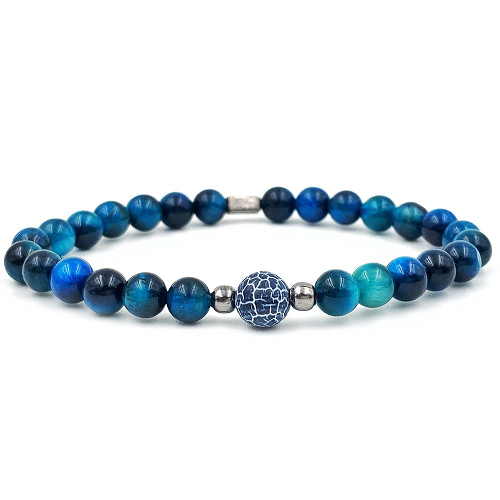 The Meteoroid Bracelet - Light Blue