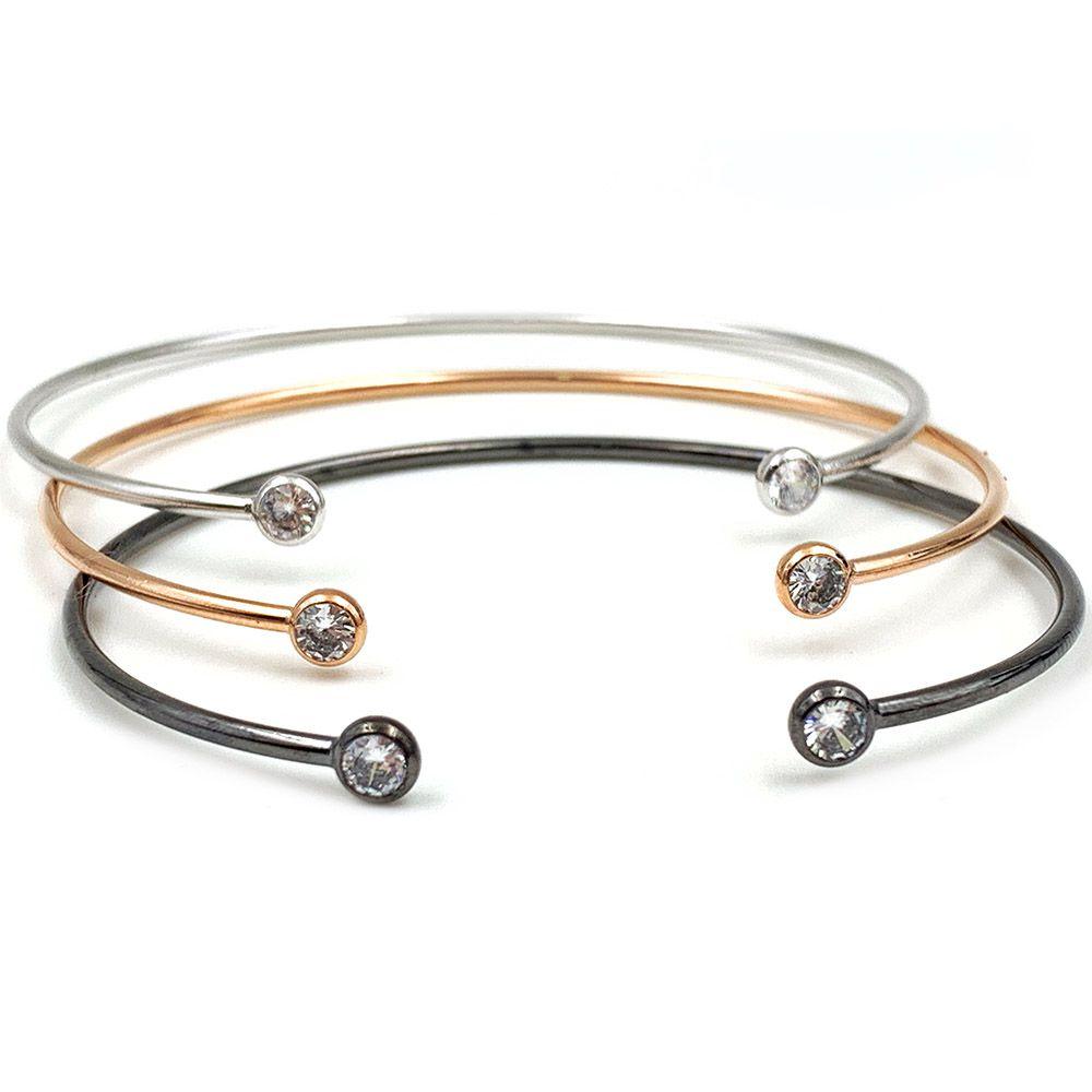 Triple Gold Bracelet