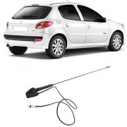 Antena Teto Peugeot 207 / 206 1998 1999 2000 A 2008 2009 2010