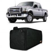 Bolsa Organizador de Caçamba Pick Up - Ford F250 1998 1999 a 2011 2012  - Tamanho P = 216L / M = 360L / G = 840L