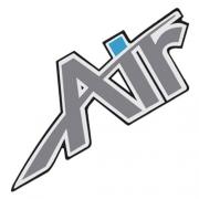 Emblema Adesivo - Air - Clio - Adesivo