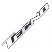 Emblema Adesivo - Tecno - Ka 2010/... - Resinado