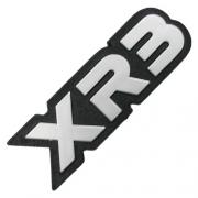 Emblema Adesivo - XR3 - Ford