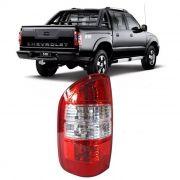 Lanterna Traseira  S10 2008 2009 2010 2011 2012  - Bicolor - Fitam