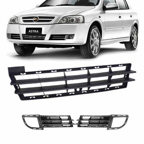 Kit Grade Parachoque Astra 2003 2004 A 2009 2010 2011