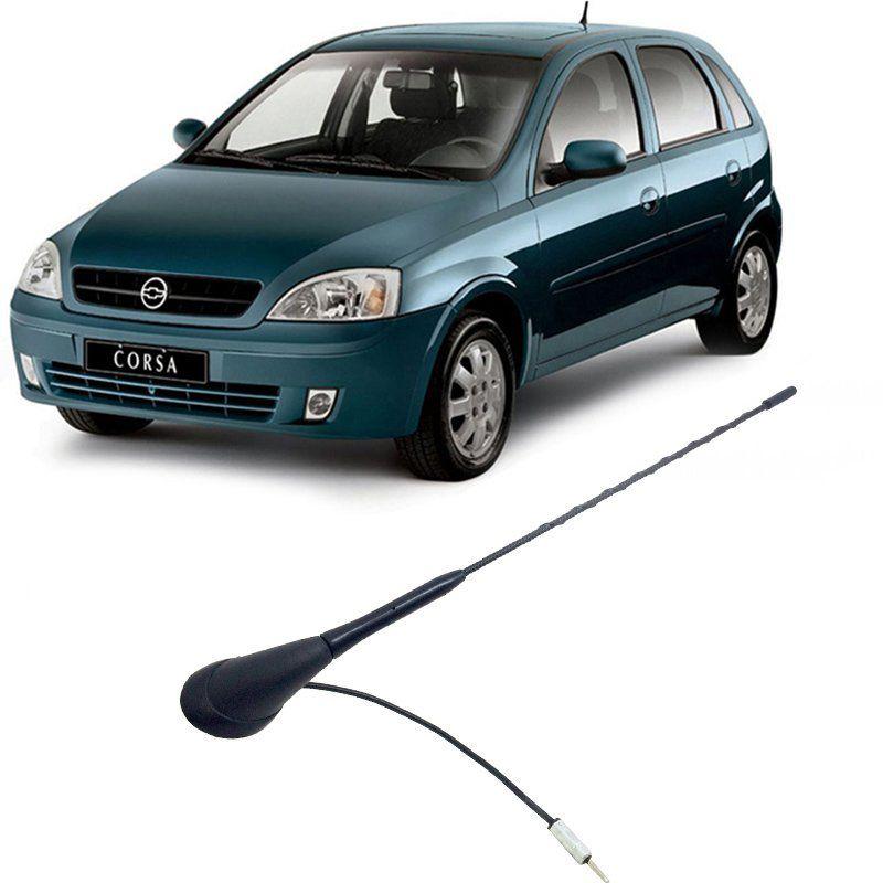 Antena De Teto Corsa 2003 2004 2005 2006 A 2012 Com Cabo