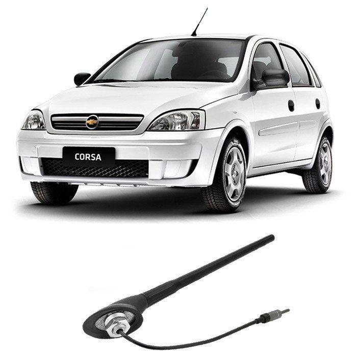Antena De Teto Corsa Hatch / Sedan, Montana - 2004 2005 2006 2007 2008 2009 2010 2011 2012