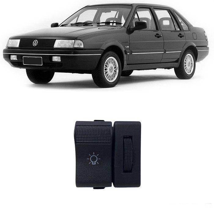 Botão de Farol - Santana, Quantum - 1991 1992 1993 1994 1995 1996 1997 1998