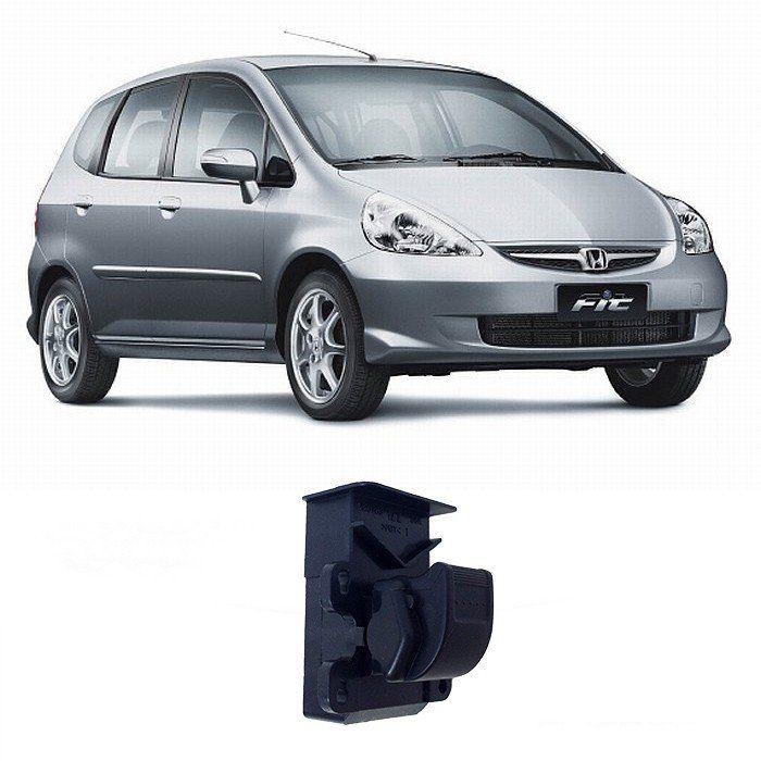 Botão Vidro Elétrico - Honda Fit 2007 2008 2009 2010 - Simples - TE / TD / DD