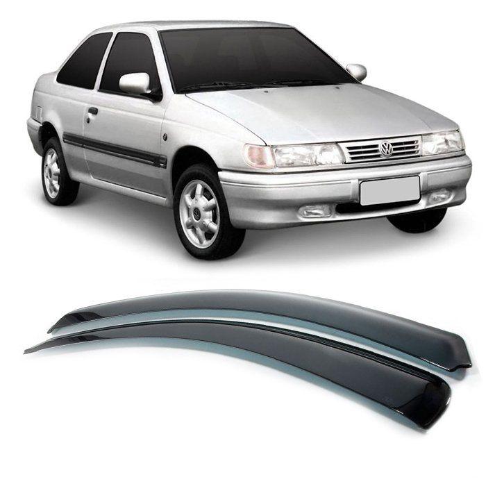 Calha De Chuva Logus - Escort Sapão 1993 1994 1995 1996 1997 - 2P