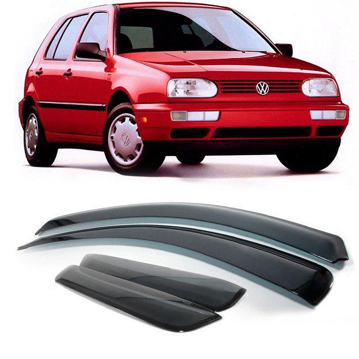 Calha Defletor Chuva Golf 1995 1996 1997 1998 4 - Portas