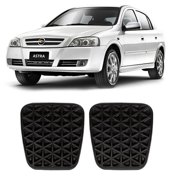 Capa Pedal Astra - 1999 2000 2001 2002 2003 2004 2005 2006 2007 2008 2009 2010 2011