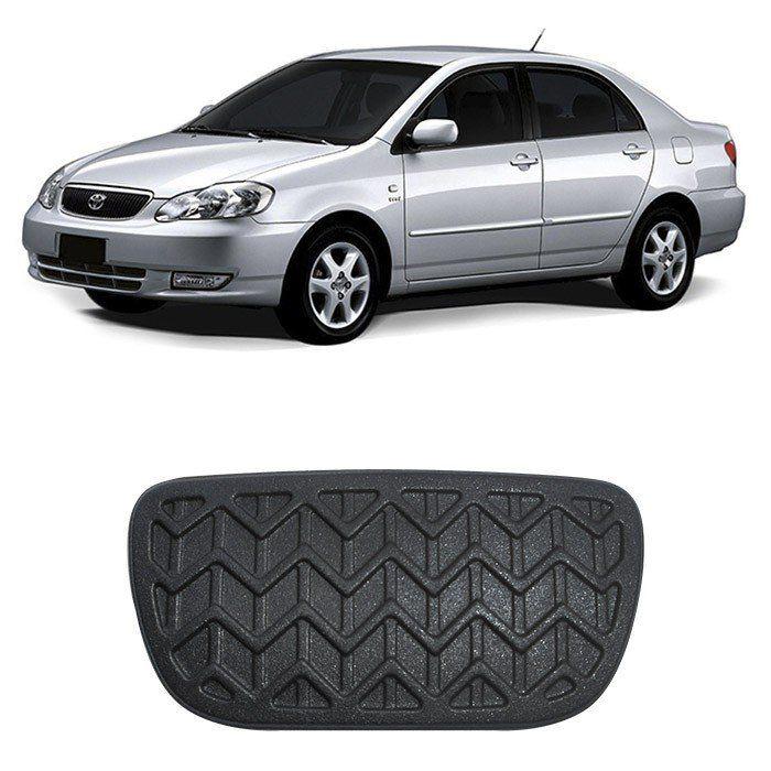 Capa Pedal Corolla - 2003 2004 2005 2006 2007 2008 - Automático