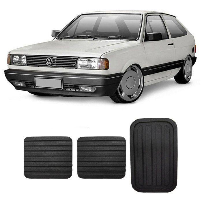 Capa Pedal Gol Parati Saveiro - 1980 1981 1982 1983